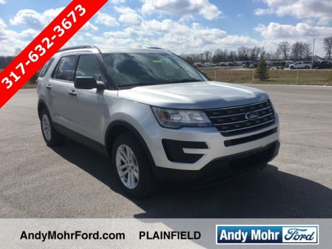2017 Ford Explorer Base