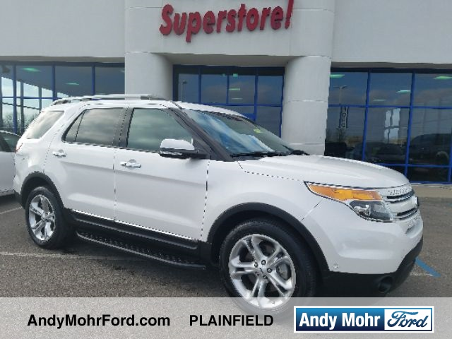 certified used 2014 ford explorer limited 4d sport utility near indianapolis p9783a andy mohr. Black Bedroom Furniture Sets. Home Design Ideas