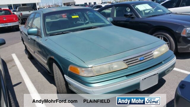 1993 Ford Crown Victoria Base
