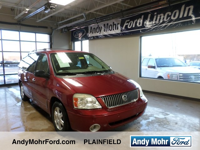 2004 Mercury Monterey Base